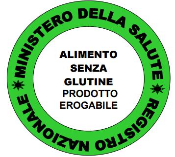 Registro nazionale del prodotti senza glutine